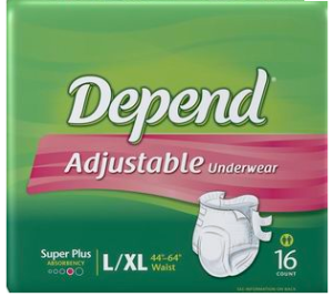Don't Depend on Depends